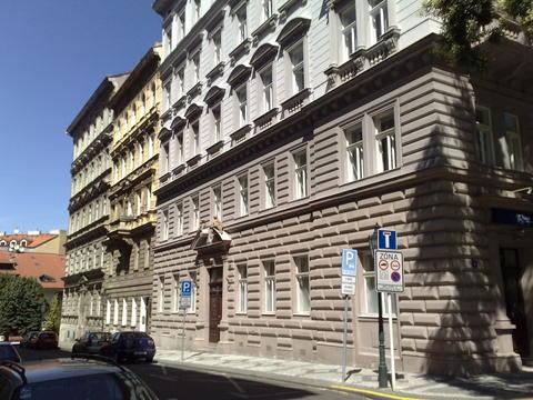 Naše kancelář na Praze 1 - Malé Straně